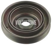 Crankshaft belt pulley 2.0D P1 C30/C70 II/S40 II/V50, P3 S80 II/V70 III