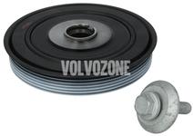 Crankshaft belt pulley 1.6D (old type) P1 C30/S40 II/V50, P3 S80 II/V70 III