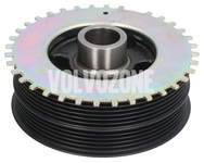 Crankshaft belt pulley 1.8/2.0 P1 C30/S40 II/V50