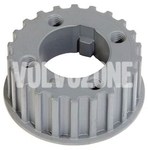 Crankshaft belt gear 2.5 TDI P80 S70/V70, P2 S80/V70 II (new type) - discontinued