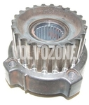 Crankshaft belt gear P1 (-2013) D3/D4/2.4D/D5, P2 2.4D/D5/2.9/3.0/T6, P3 (-2009) 2.4D/D5