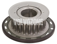 Crankshaft belt gear 1.6D2 (2012-)(ELD61 230711 1786811) with Start/Stop system P1 P3