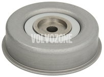Auxiliary belt tensioner pulley 1.8i S40/V40 with air conditioner