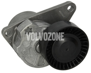 Auxiliary belt tensioner gasoline engines P80 (1999-), X40 (2000-), P2 except 3.2/4.4