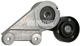 Auxiliary belt tensioner gasoline engines P80 (-1998)