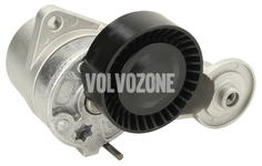 Auxiliary belt tensioner 2.4D/D5 P2 (old type), guide pulley need to be ordered separately