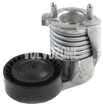 Auxiliary belt tensioner 5 cylinder engines 2.4/T4/T5, D3/D4/2.4D/D5 P1 (new type) air conditioning compressor - crankshaft