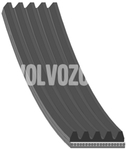 Auxiliary belt 1.6 P1 C30/S40 II/V50 drive AC compressor