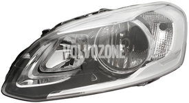 Headlight left P3 XC60 (2014-) H7