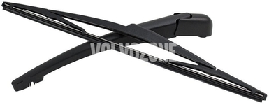 Rear window wiper arm + blade P1 C30 (retrofit to new type)