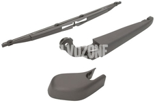 Rear window wiper arm + blade P1 V50