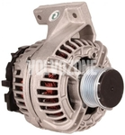 Alternator 120A P2 (-2004) gasoline engines S60/S80/V70 II/XC70 II with freewheel