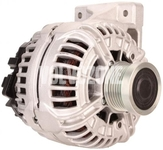Alternator 160A P2 (-2004) 5 cylinder engines S60/S80/V70 II/XC70 II/XC90