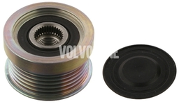 Alternator freewheel P80 P2 measure your current freewheel dimensions