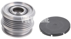 Alternator freewheel P3 5 cylinder engines S60 II(XC)/V60(XC)/XC60 S80 II/V70 III/XC70 III