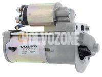 Starter 2,2 kW Start-Stop P1 P3 5 cylinder gasoline engines V40 II(XC) S60 II/V60/XC60 S80 II/V70 III/XC70 III