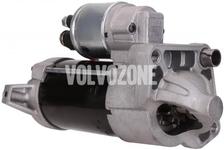 Starter 1.4 kW manual gearbox P1 P3 (2016-) 4 cylinder diesel engines V40 II(XC) S60 II(XC)/V60(XC)/XC60 S80 II/V70 III/XC70 III