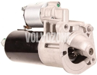 Starter 1,4kW P80 (1999-) gasoline engines C70/S70/V70(XC)