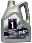 Engine oil Mobil 1 FS x1 5W-50 4L