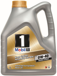 Engine oil Mobil 1 FS 0W-40 4L