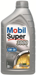Engine oil Mobil Super 3000 X1 Formula FE 5W-30 1L