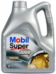Engine oil Mobil Super 3000 XE 5W-30 4L