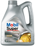 Engine oil Mobil Super 3000 X1 5W-40 4L