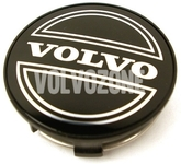 Wheel center cap S40/V40 (59,5mm) black