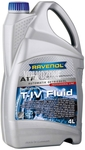 Automatic transmission oil (-2010) Ravenol ATF T-IV Fluid 4L