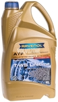 Automatic transmission oil (2011-) Ravenol ATF T-WS Lifetime 4L