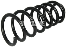 Rear suspension spring Nivomat P2 XC70 II with AWD (Code 45, 66, 14, 67, A5)