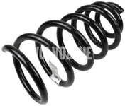 Rear suspension spring Four-C P2 S60R/V70R II (Code 39)