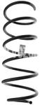 Front suspension spring P2 V70 II/XC70 II (Code 4E, 5J, 7H, 16)