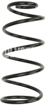 Front suspension spring P1 S40 II/V50 1.6D/1.6 D2/2.0D wound with constant diameter