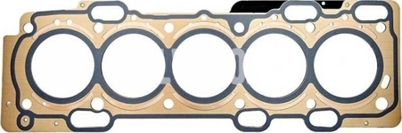 Cylinder head gasket 2.4D/D5 P2, P1 (-2010), P3 (-2009) thickness 1,02mm (1 hole)