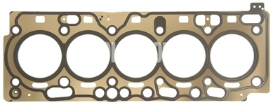 Cylinder head gasket 5 cylinder engines 2.4D/D5 (2010-) P3 thickness 1,05mm (2 holes)