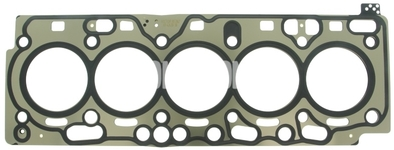 Cylinder head gasket 5 cylinder engines 2.4D/D5 (2010-) P3 thickness 1,15mm (4 holes)