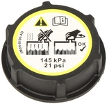Coolant tank radiator cap P1 P3 SPA/CMA