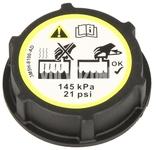 Coolant tank radiator cap P1 P3