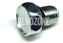 Transmission oil drain plug with sealing P80 X40 P1 P2 P3
