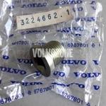 Transmission oil filling plug  M3P, M5D, M5P X40