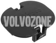 Trunk lock cover P2 (-2003) S60/S80