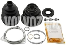 Drive shaft boot inner/outer kit 1.6/1.8/1.9 DI X40 gearbox M3P, M5P, M5D