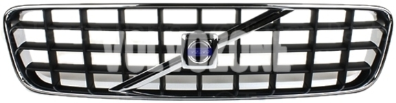 Radiator grill P2 (-2006) XC90 with emblem
