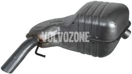 Exhaust end silencer 2.0T/2.4T/2.5T/T5 P2 (-2004) V70 II, 2.4D/D5 P2 (-2006) V70 II, 2.4T/2.5T/D5(-2006) P2 XC70 II