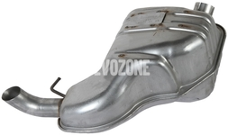 Exhaust end silencer 2.4D/D5 P2 (2002-2006) S60