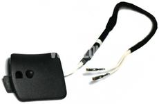 Exterior temperature sensor P2 (-2000) S80