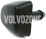 Windscreen washer nozzle P80 (new type) C70/S70/V70(XC), (2002-) S40/V40, P2 S80/XC90, P1 C30/C70 II/S40 II/V50