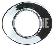 Chrome trim ring BLIS sensor, outside mirror P1 P2 P3