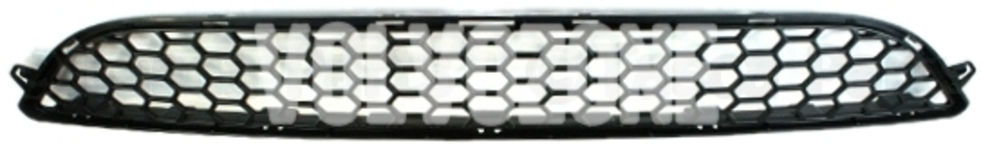 Front bumper middle grill P3 (-2013) S60 II/V60